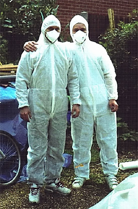 Asbestos removal - certificated